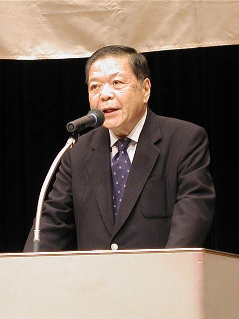 外交評論家 加瀬英明氏
