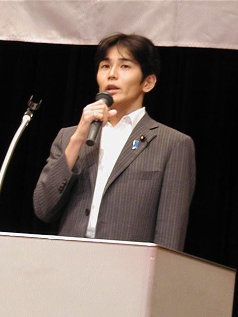 中野区選出東京都議会・吉田康一郎議員