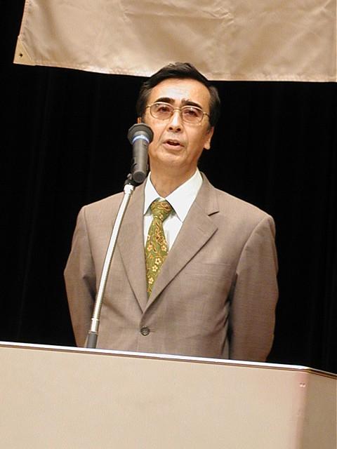 笹井宏次朗氏(元サンパウロ新聞社会部長)