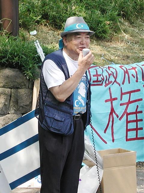 イリハム応援団代表幹事 白石洋二氏