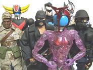 ライダーマスクコレクション