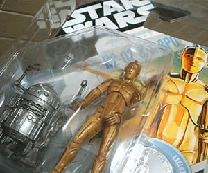 コンセプトアート R2-D2&C3-PO