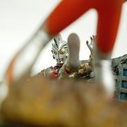 パノラマファイト エースロボット