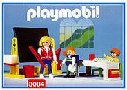 3084 プレイモービル クラスルーム2