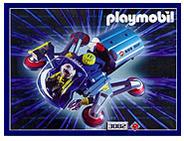 3082 プレイモービル スペースコレクター