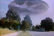 巨大宇宙船
