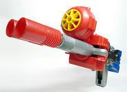 GO-BOTS RO-GUN CAP RIFLE