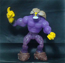 The Maxx : 2009 Wizard World Philly Exclusive