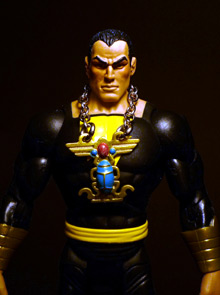 DC ユニバース #09 Black Adam