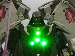 Transformers Darth Vader