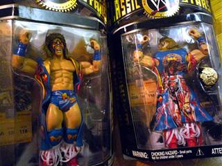 WWE クラシックスーパースターズ:アルティメット・ウォリアー