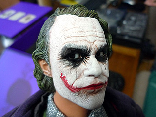 HOTTOYS Movie Masterpiece Deluxe - The Joker