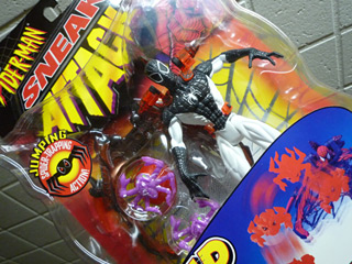 Web Catcher Spider-Man Negative Zone Ver,