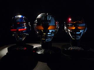 宇宙刑事マスクコレクション