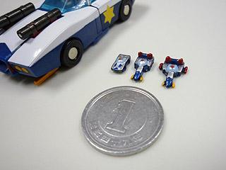 1円玉より小さいパーツ