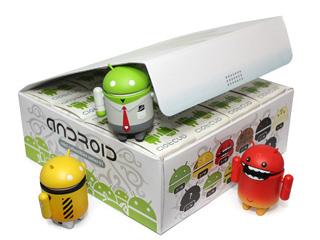 (TOY) Android Mini CollectiblesAndroid Mini CollectiblesAndroid Mini Collectibles