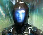 TRONレガシー 6インチアクションフィギュア - ライトアップする顔がヤバイ!