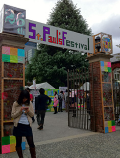The 25th St.Paul's Festival 立教大学01