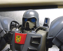 ROBOT魂 デナン・ゾン after