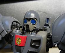 ROBOT魂 デナン・ゾン before