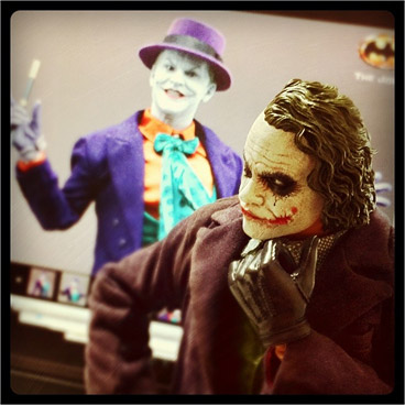 HOTTOYS Joker