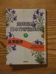 『澁澤龍彦 日本作家論集成 下』