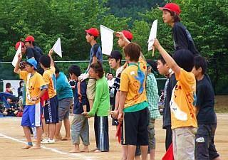 自由の森学園 体育祭