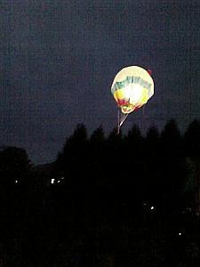 自由の森学園後夜祭がありました。
