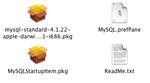 MySQLインストールファイル