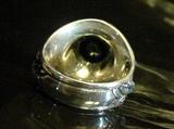シャンブルズ SMB-19R コンセントレーション オブ マインド ブラックCZ リング 指輪 SMB SMB-19R Concentration of MIND  Black CZ RING-2