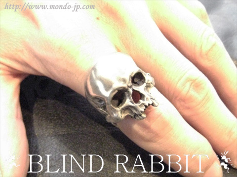 BLIND RABBIT, ブラインド ラビット,リング,指輪,Evolution I Aging,シルバー925,シルバーアクセ,ブランド,ドメスティック