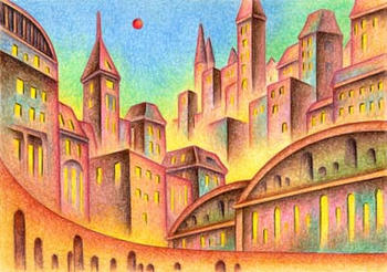 ウェブ絵本 〈繋がれた街〉 Story.4
