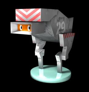 CINEMA4D robo