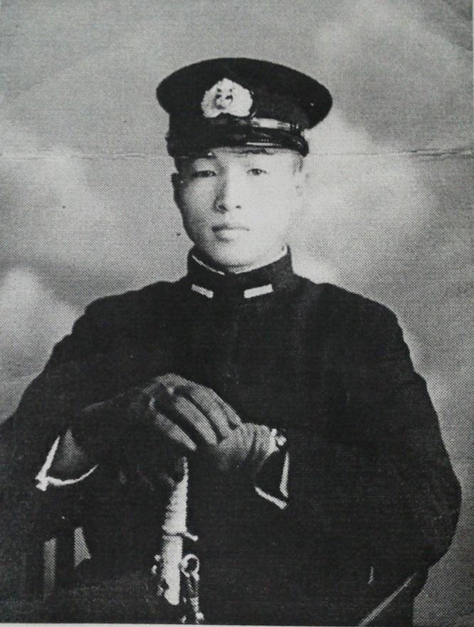 第13期海軍飛行予備学生 田中修...