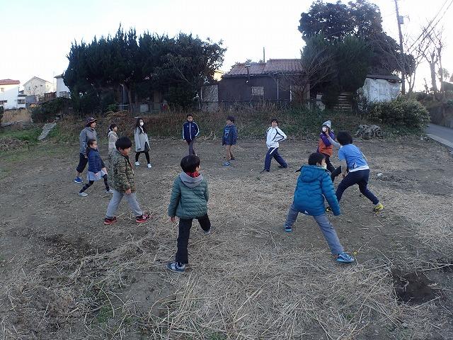 TIDEPOOL 「しぜん」クラス 前田川でトレラン!