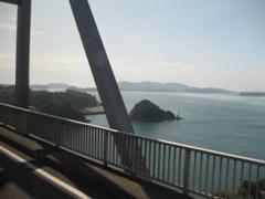 熊本県 天草五橋 一番目1