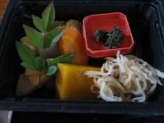 宮崎県 高千穂峡 昼食2