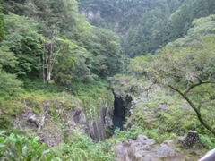 宮崎県 高千穂峡1