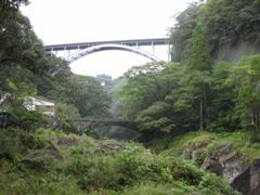 宮崎県 高千穂峡3