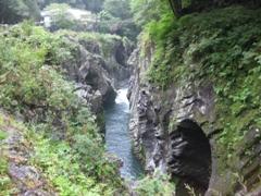宮崎県 高千穂峡4