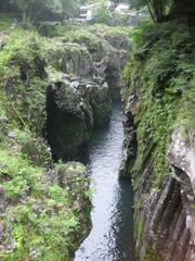 宮崎県 高千穂峡5