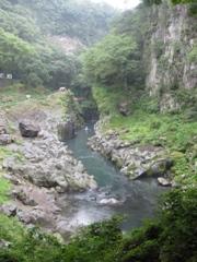 宮崎県 高千穂峡6