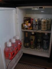 宮崎県 シェラトン・グランデ・オ―シャンリゾート 客室 冷蔵庫