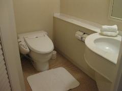宮崎県 シェラトン・グランデ・オ―シャンリゾート 客室 トイレ