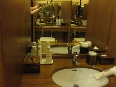 宮崎県 シェラトン・グランデ・オ―シャンリゾート 浴場 脱衣室2