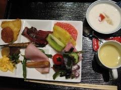 宮崎県 シェラトン・グランデ・オ―シャンリゾート 朝食 バイキング3