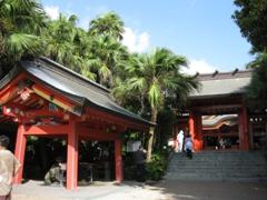 宮崎県 青島神社
