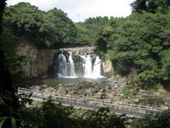 宮崎県 関之尾の滝1