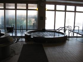 しほろ温泉 プラザ緑風 大浴場 女湯 内風呂