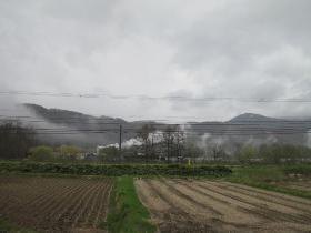 濁川温泉 風景